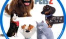 The Secret Life of Pets 2 (2019) R1 Custom Blu-Ray Label