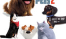 The Secret Life of Pets 2 R1 Custom DVD Label