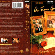 AS TIME GOES BY SERIES 4 (1995) R1 DVD COVER & LABELS