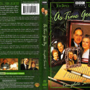 AS TIME GOES BY SERIES 6 (1997) R1 DVD COVER & LABEL