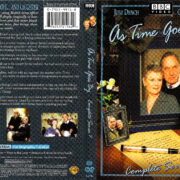 AS TIME GOES BY SERIES 7 (1998) R1 DVD COVER & LABEL