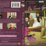 AS TIME GOES BY SERIES 8 & 9 (2002) R1 DVD COVER & LABELS