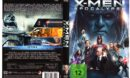 X-Men - Apocalypse (2016) R2 German DVD Cover