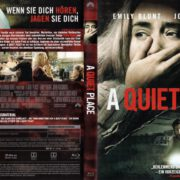 A Quiet Place (2018) R2 german Blu-Ray Cover