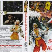 Sindbads gefährliche Abenteuer (1973) R2 German Blu-Ray Covers & Label