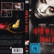 Devil's Due (2014) R2 German DVD Cover