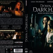 Down A Dark Hall (2019) R2 German DVD Cover