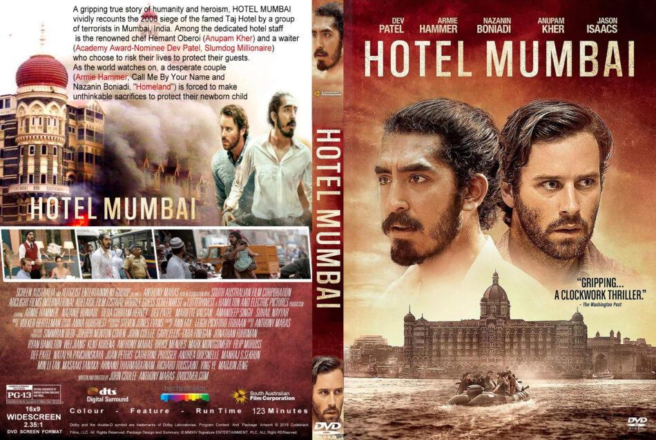 Hotel Mumbai 2018 R0 Custom Dvd Cover Dvdcover Com