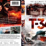 T-34 (2018) R1 DVD Cover