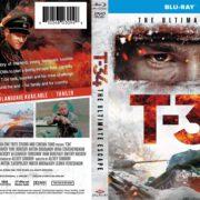 T-34 (2018) R1 Custom Blu-Ray Cover