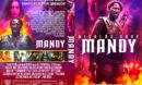 Mandy (2018) R1 Custom DVD Cover