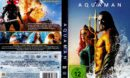 Aquaman (2018) R2 German DVD Cover