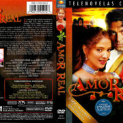 AMOR REAL (2005) R1 DVD COVER & LABEL