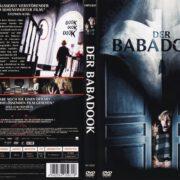 Der Babadook (2013) R2 german DVD Cover