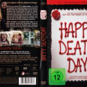 Happy Death Day (2018) R2 german DVD Cover
