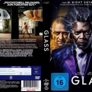 Glass (2019) R2 german DVD Cover