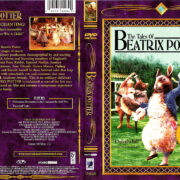 THE TALES OF BEATRIX POTTER (1971) R1 DVD Cover & Label