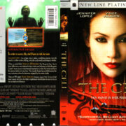 THE CELL (2000) R1 DVD COVER & LABEL