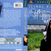 THE BRIDE WORE BLACK (1968) R1 DVD COVER & LABEL