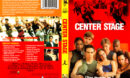 CENTER STAGE (2000) R1 DVD Cover & Label