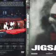 Jigsaw (2017) R2 German DVD Cover