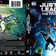 Justice League Vs. The Fatal Five (2019) R1 Blu-ray Cover