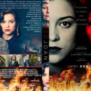 Red Joan (2018) R1 Custom DVD Cover