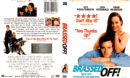 BRASSED OFF! (1996) R1 DVD COVER & LABEL