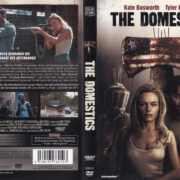 The Domestics (2018) R2 German DVD Cover