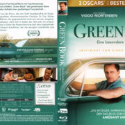 Green Book (2019) R2 german Blu-Ray Cover