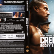 Creed 2 Rocky's Legacy (2018) R2 German 4K UHD Cover