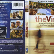 The Visitor (2008) R1 Blu-Ray Cover & Label