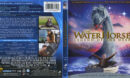 The Water Horse - Legend Of The Deep (2008) R1 Blu-Ray Cover & Label