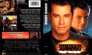 BROKEN ARROW (1998) R1 DVD COVER & LABEL