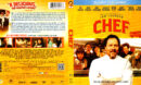 CHEF (2014) R1 BLU-RAY COVERS & LABELS