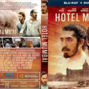 Hotel Mumbai (2018) R0 Custom Blu-Ray Cover