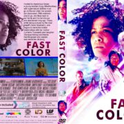 Fast Color (2019) R1 Custom DVD Cover