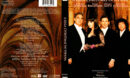 A GALA CHRISTMAS IN VIENNA (1997) R1 DVD COVER & LABEL