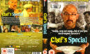 CHEF'S SPECIAL (2008) R2 DVD COVER  & LABEL