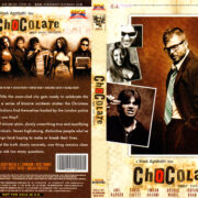 CHOCOLATE (2005) R1 DVD COVER & LABEL