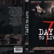 7 Days To Live (2000) R2 German DVD Cover