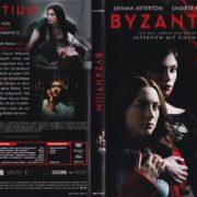 Byzantium (2013) R2 German DVD Cover