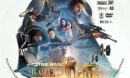 A Star Wars Story: Rogue One (2018) R1 Custom DVD Label
