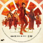 A Star Wars Story: Solo (2018) R1 Custom DVD label