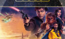 A Star Wars Story: Solo (2018) R1 Custom DVD Label V2