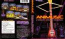 ANIMUSIC (2004) SE DVD COVER & LABEL