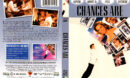 CHANCES ARE (1989) R1 DVD COVER & LABEL
