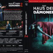 Das Haus Der Dämonen 2 (2013) R2 German DVD Cover