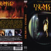 Demon Inside (2014) R2 German DVD Cover