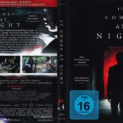 It Comes At Night (2018) R2 German Blu-Ray Cover